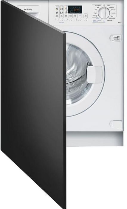 Smeg Built In Washer Dryer Fully WDI147 - Fully Integrated Image 1