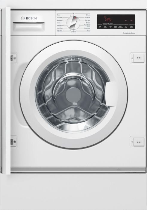 Bosch Built In Washing Machine Fully WIW28501GB - Fully Integrated Image 1
