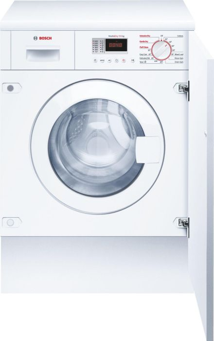 Bosch Built In Washer Dryer Fully WKD28351GB - Fully Integrated Image 1