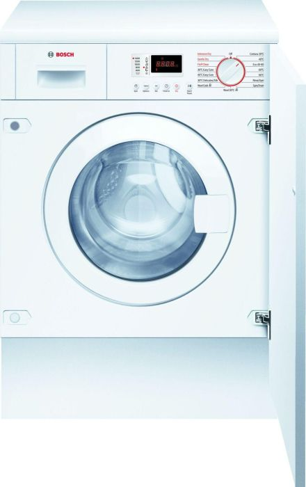 Bosch Built In Washer Dryer Fully WKD28352GB - Fully Integrated Image 1