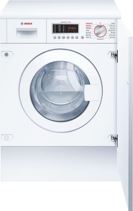 Bosch Built In Washer Dryer Fully WKD28541GB - Fully Integrated Image 1