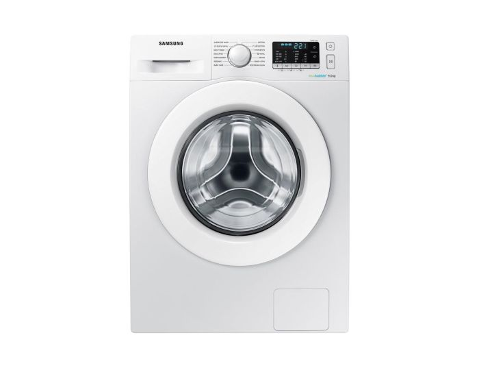 Samsung Freestanding Washing Machine WW90J5455MW - White Image 1