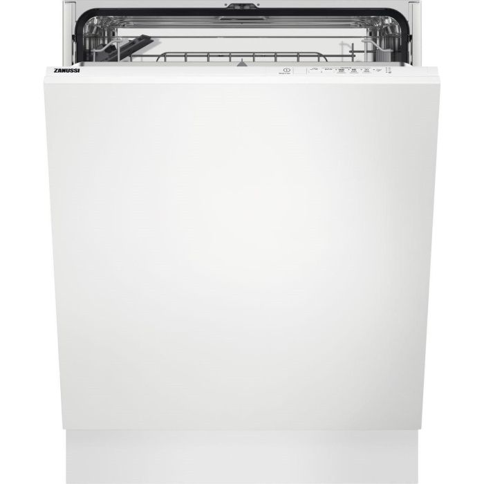 Zanussi Built In 60 Cm Dishwasher Fully ZDLN1512 - Fully Integrated Image 1