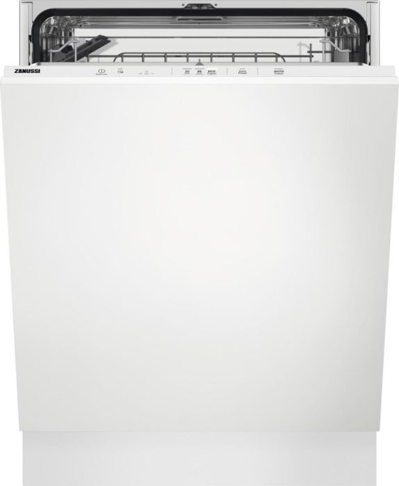Zanussi Built In 60 Cm Dishwasher Fully ZDLN2521 - Fully Integrated Image 1