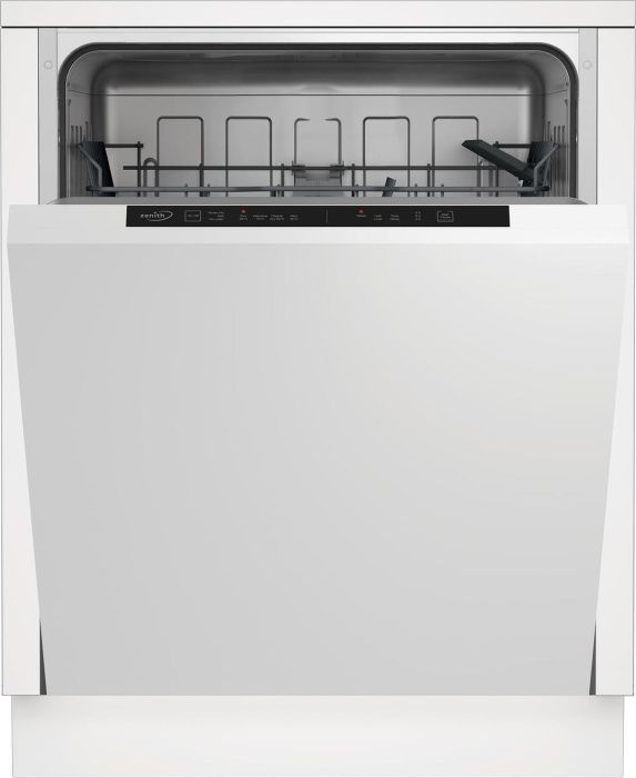 Zenith Built In 60 Cm Dishwasher Fully ZDWI600 - Fully Integrated Image 1