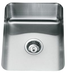 Kohler 1.0 Bowl Sink 3163 - Stainless Steel