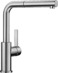 Blanco Tap 523123 - Stainless Steel
