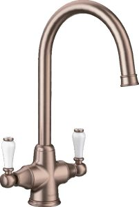 Blanco Tap 525117 - Brushed Copper