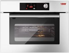 Ilve Single Oven Electric 645SLZT4 - Stainless Steel