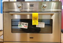 Ilve Single Oven Electric 800WE3-EX-DISPLAY - Stainless Steel