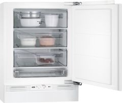 AEG Built In Upright Freezer ABB682F1AF - Fully Integrated