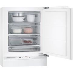 AEG Built In Upright Freezer ABE6822VAF - Fully Integrated