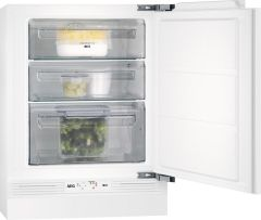 AEG Built In Upright Freezer Frost Free ABE682F1NF - Fully Integrated