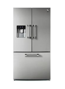 Steel Freestanding American Style Refrigeration AFR-9FSS - Stainless Steel