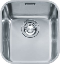 Franke 1.0 Bowl Sink ARX11033 - Silk Steel