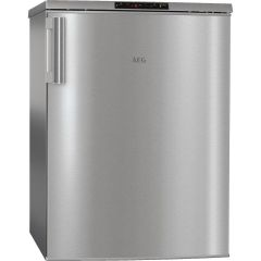 AEG Freestanding Upright Freezer Frost Free ATB68F6NX - Stainless Steel