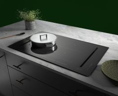 Airuno Hood & Cooktop AU-DIAMOND-FLEX - Black