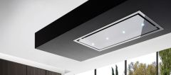Airuno Ceiling Mounted Hood AU-OTEL90S-SLED - Stainless Steel