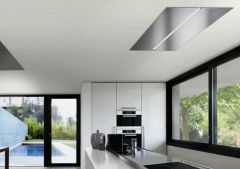 Airuno Ceiling Integrated AU-SAL-120-FL-SS - Stainless Steel