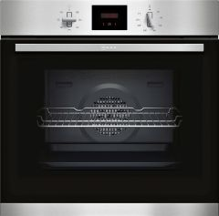 NEFF Single Oven Electric B1GCC0AN0B - Stainless Steel