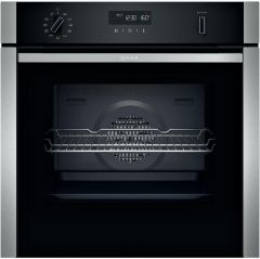 NEFF Single Oven Electric B2ACH7HH0B - Stainless Steel