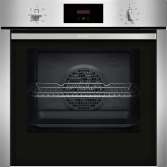 NEFF Single Oven Electric B3CCC0AN0B-EX-DISPLAY - Stainless Steel