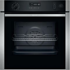NEFF Single Oven Electric B5AVM7HH0B - Stainless Steel