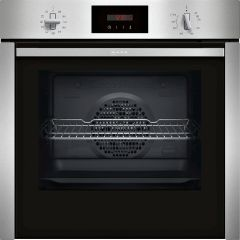 NEFF Single Oven Electric B6CCG7AN0B - Stainless Steel