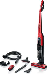 Bosch Upright Cleaner BCH86PETGB - Red