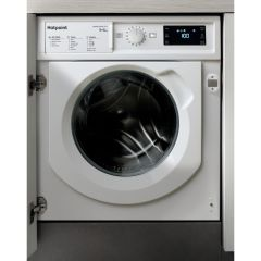 Hotpoint Built In Washer Dryer Fully BIWDHG961484 - Fully Integrated