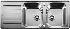 Blanco 2.0 Bowl Sink BLANCOLANTOS-8S-IF-COMPACT - Stainless Steel
