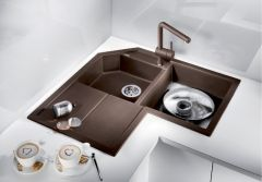 Blanco 2.0 Bowl Sink BLANCOMETRA-9E - Various Colours