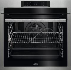 AEG Single Oven Electric BPE748380M - Stainless Steel