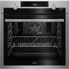 AEG Single Oven Electric BPS556020M - Stainless Steel