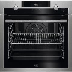 AEG Single Oven Electric BPS55IE20M - Stainless Steel