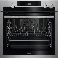 AEG Single Oven Electric BSE577221M - Stainless Steel