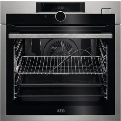 AEG Single Oven Electric BSE978330M - Stainless Steel