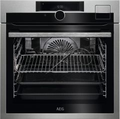 AEG Single Oven Electric BSE998330M - Stainless Steel