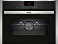 NEFF Compact Oven C27CS22H0B - Black / Stainless Steel