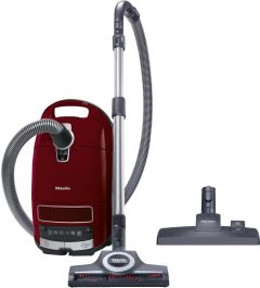 Miele Cylinder Cleaner C3CAT_DOG - Tayberry Red