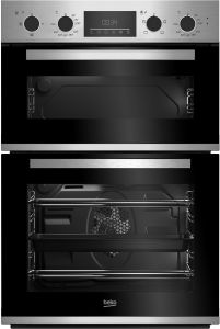 Beko Double B/I Oven Electric CDFY22309X - Stainless Steel
