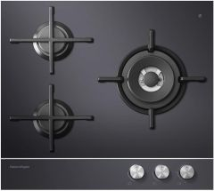 Fisher & Paykel Gas Hob CG603DNGGB1 - Black