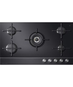 Fisher & Paykel Gas Hob CG905DNGGB1 - Black
