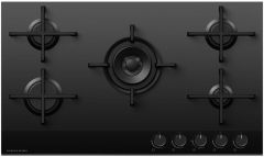 Fisher & Paykel Gas Hob CG905DNGGB4 - Black