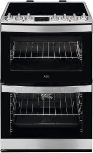 AEG Slot In Cooker Induction CIB6733ACM - Stainless Steel