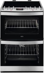 AEG Slot In Cooker Induction CIB6742ACM - Stainless Steel
