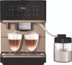 Miele Coffee Machine CM6360 - Obsidian Black