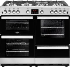 Belling Range Cooker Nat Gas COOKCENTRE-100G - Various Colours