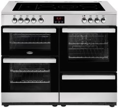 Belling Range Cooker Ceramic COOKCENTRE-110E - Various Colours