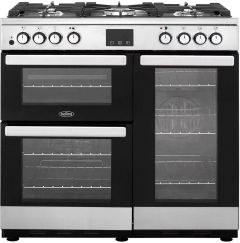Belling Range Cooker Dual Fuel COOKCENTRE-90DFT - Various Colours